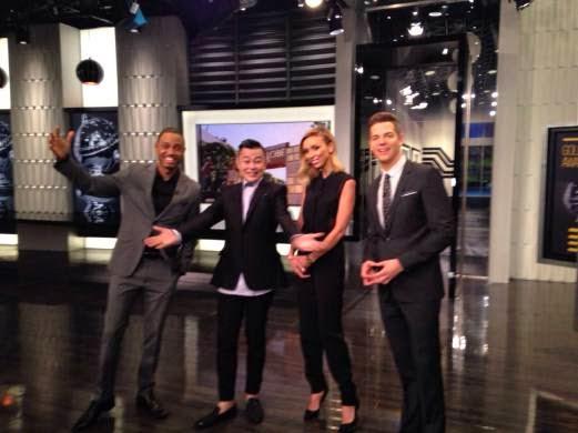 Aznil Nawawi bertemu Kim Kardashian, Ryan Seacrest dan selebriti terkemuka di LA