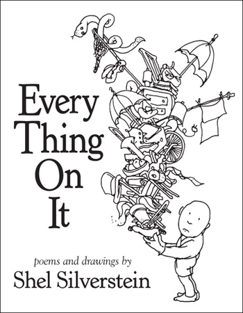 And One Last Line To Leave On This September HarperCollins Will Release A Posthumous Collection Of Previously Unpublished Poems Drawings From Shel