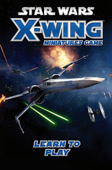 X-Wing Miniatures Game Rules of Play