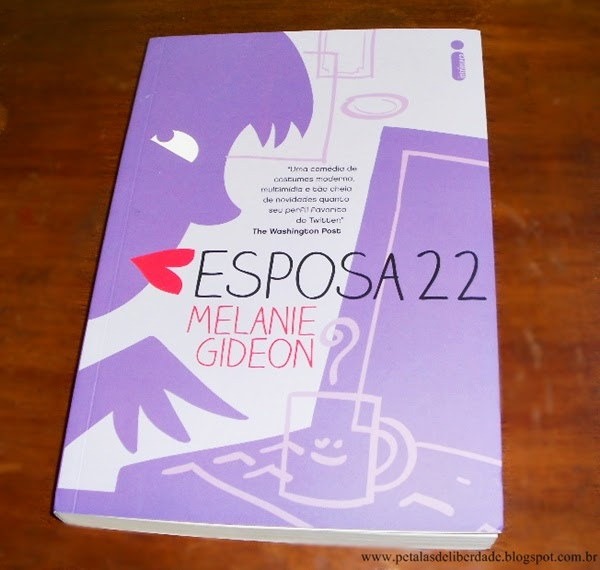 livro, sinopse, Esposa 22, Melanie Gideon, Intrínseca