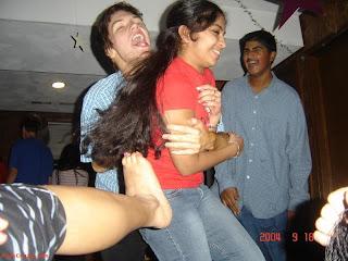 boys catching indian girl masti