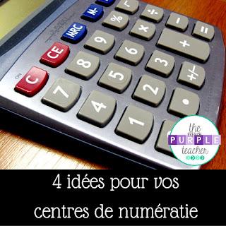 Centres de numératie