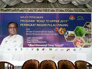 AgroBazaar Rakyat 1Malaysia Alternatif Bantu Jana Pendapatan Peladang Petani Nelayan IsmailSabri60 DSIS
