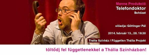 Telefondoktor-időpontok a Tháliában