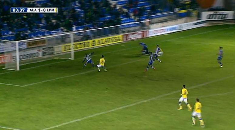 1-1 Gol de Jonathan Viera