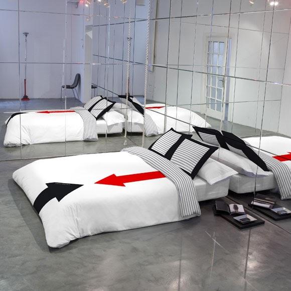 Muebles y decoraci n de interiores ropa de cama de for Disenadores de interiores famosos