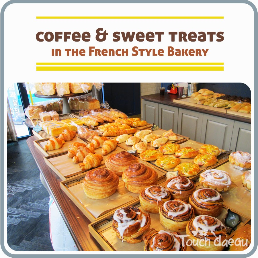 Le Goumet De Paris 16, the french style bakery cafe in Daegu