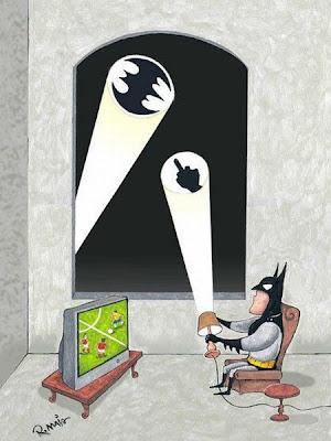 Batman: Hora do Futebol
