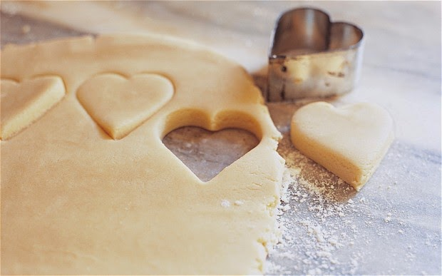 http://www.telegraph.co.uk/foodanddrink/9556075/Classic-shortbread-recipe.html