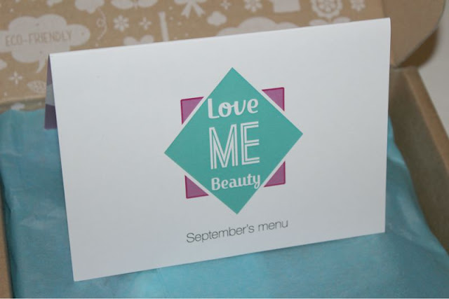 Love Me Beauty Box September