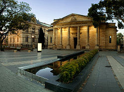Places I've lived: Adelaide, SA