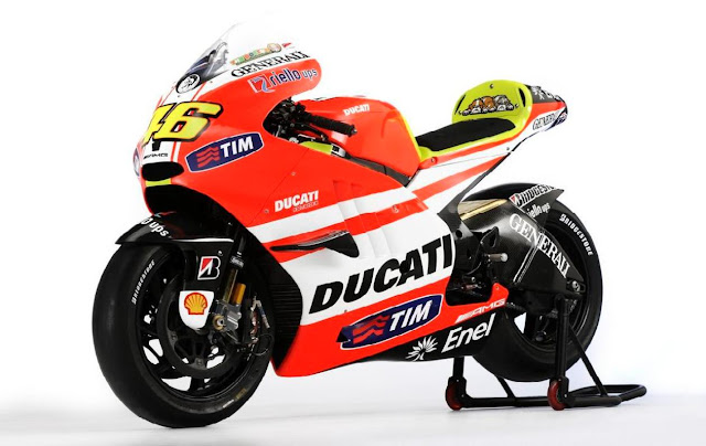 2011 Ducati Desmosedici GP11 Sportbikes