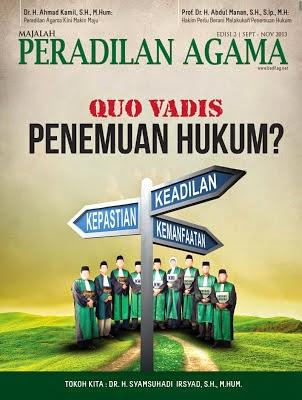 Download Majalah Peradilan Agama