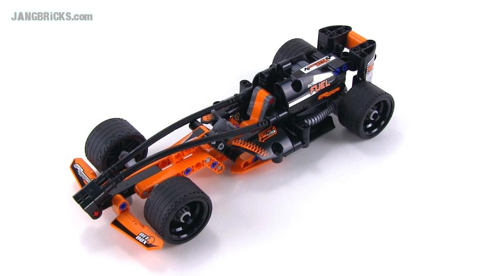 LEGO Technic 42026 Black Champion Racer review