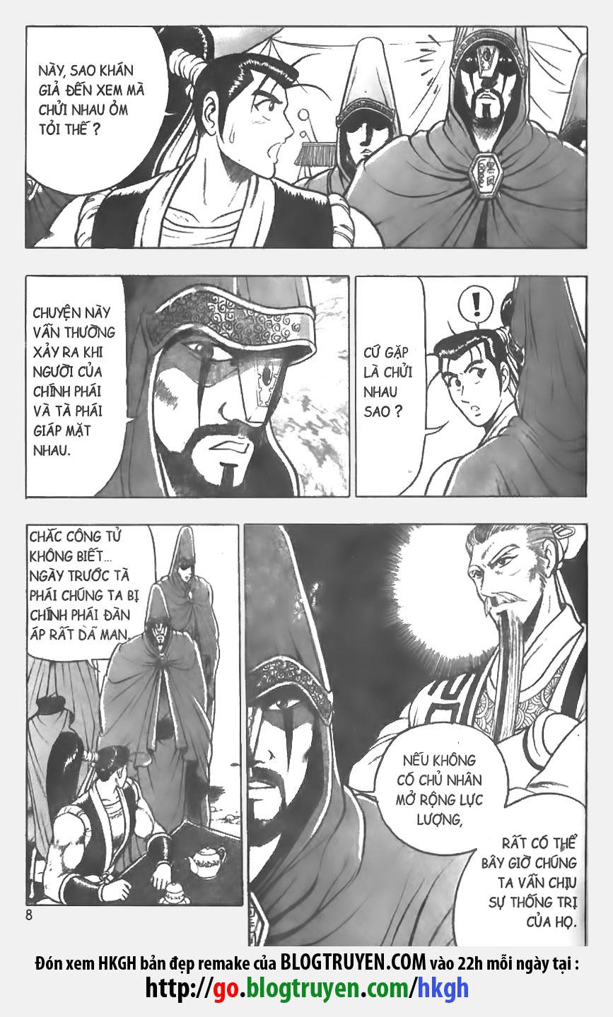 Hiệp Khách Giang Hồ chap 55 page 7 - IZTruyenTranh.com