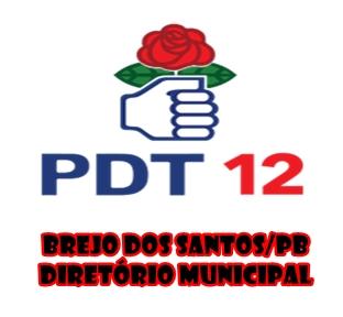 PDT - BREJO DOS SANTOS/PB
