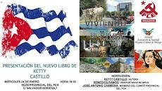 """Presentación del libro """"Viviendo en Cuba"""" de Ketty Castillo"""