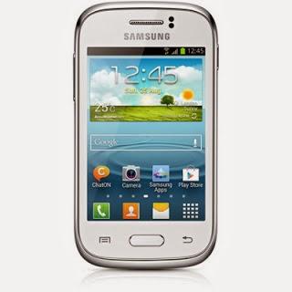 Cara Mudah Root Samsung Galaxy Young GT-S6310