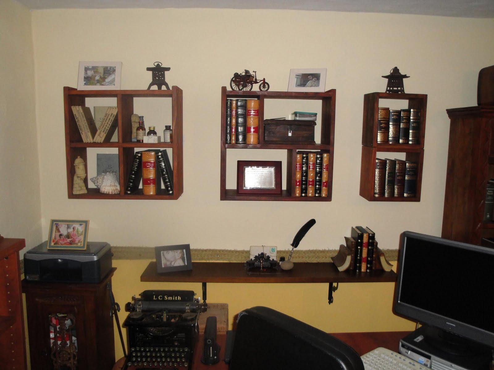El rinc n del artesano como decorar un despacho for Como disenar un despacho