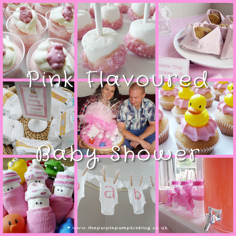 baby shower ideas for girls pink and purple pink flavoured baby shower