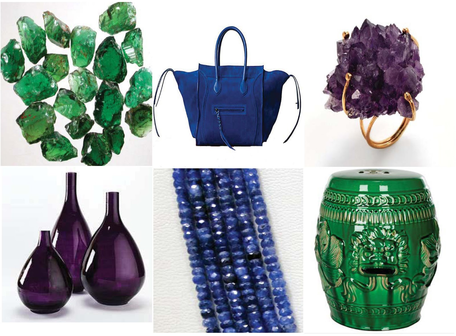 FRESH + TWIST : Trending Thursday: Jewel Tones