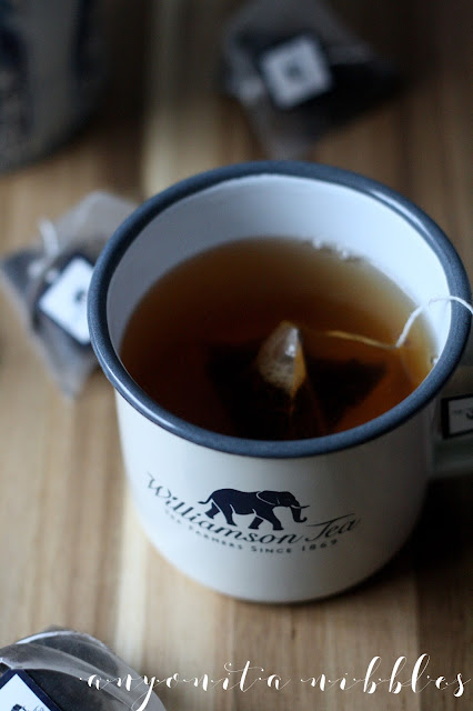 A mug of Kenyan Earth from Williamson Teas by Anyonita-Nibbles.co.uk