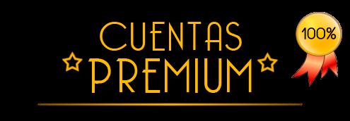 Cuentas Premium