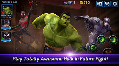 MARVEL Future Fight v1.9.0 for Android