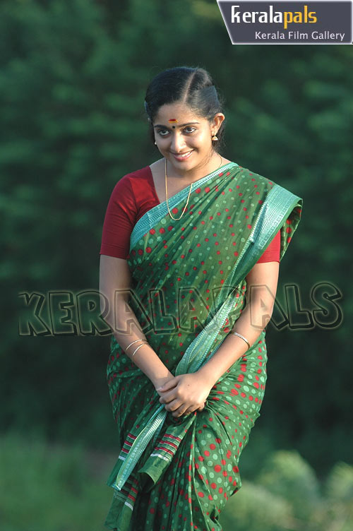 Photos Of Kavya Madhavan In Saree