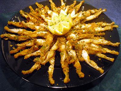 Cuisses de grenouilles ail et persil la recette facile - Comment cuisiner des cuisses de grenouilles surgelees ...