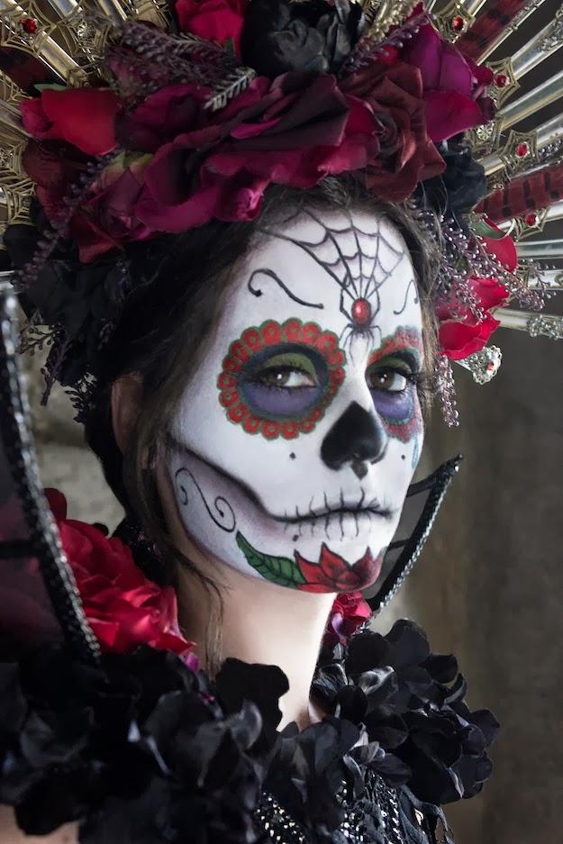 Mac Rick Baker Collection Halloween 2013 The Sunday Girl