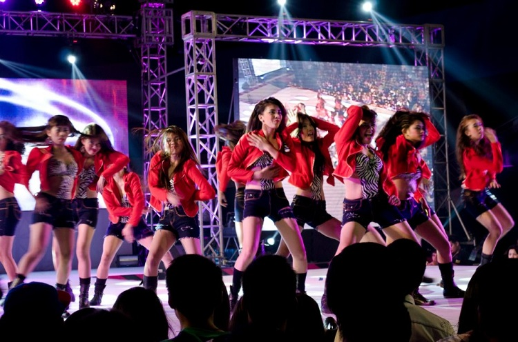 Crissa Digital Dance Synergy 2012 Grand Finals