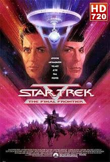 Star Trek V. La última frontera (Viaje a las estrellas 5) (1989) Online