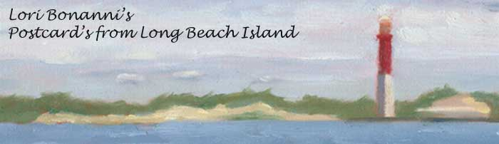 Lori Bonanni's Postcards from Long Beach Island
