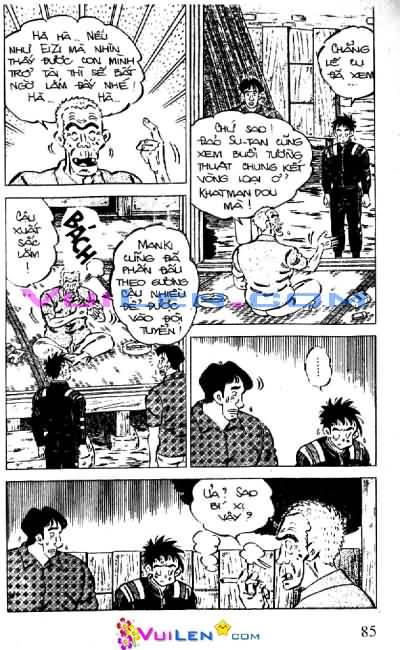 Jindodinho - Đường Dẫn Đến Khung Thành III Tập 61 page 85 Congtruyen24h
