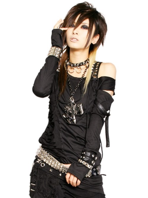 Punk rock styles clothing