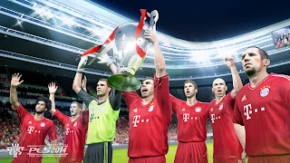 PES 2014: Bayern Munich Champions League