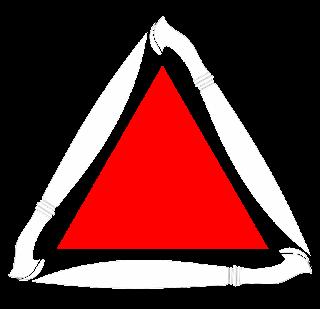 Emblema logo Kali MG AMK