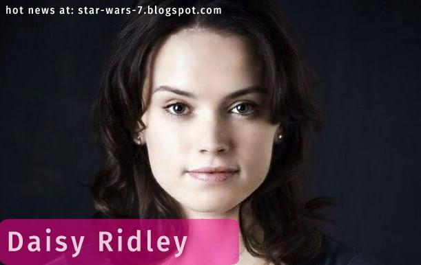 Daisy Ridley Star Wars 7