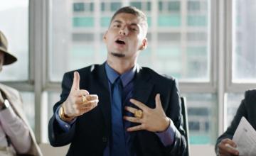 Filipe Ret - Invicto (prod MãoLee e Duani) - Vídeo Clipe Oficial