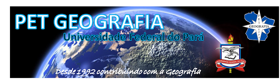 PET GEOGRAFIA UFPA