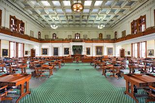 Texas Senate Chambers