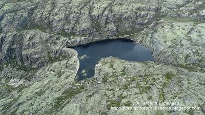 Serra da Estrela - Lagoa do Covão do Meio