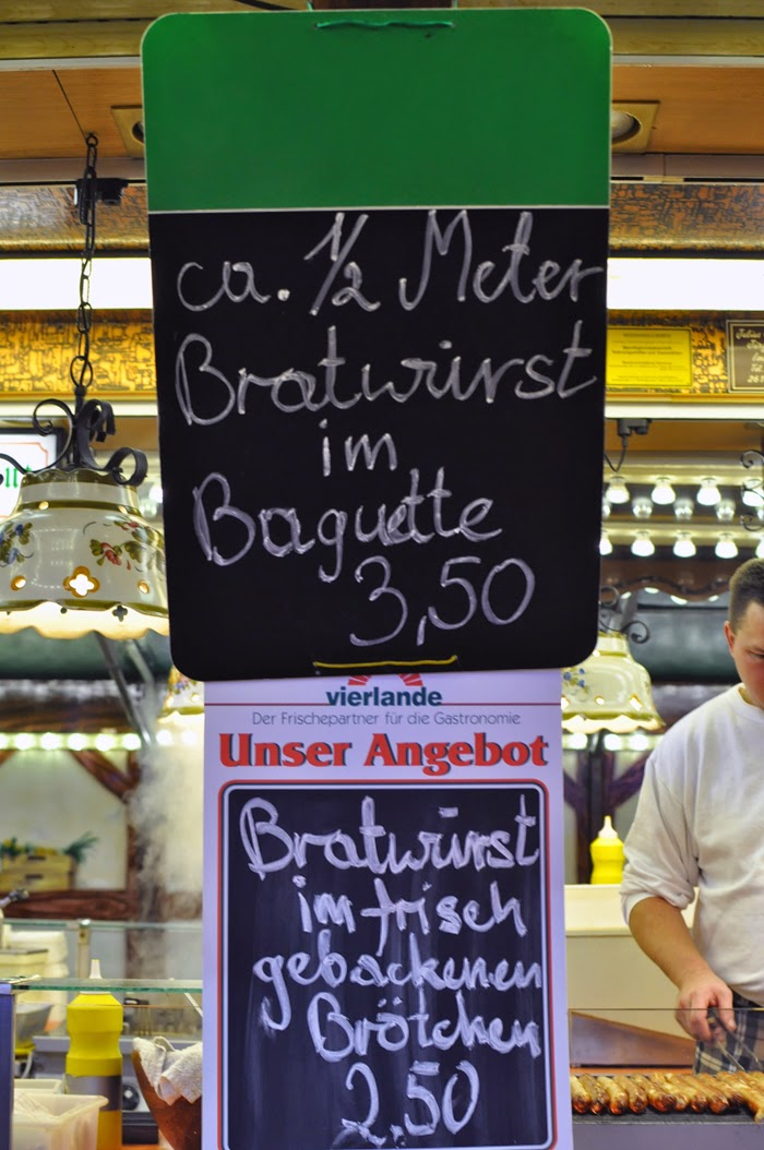 Bremer Freimarkt what to eat