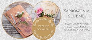 zaproszenia ślubne | zapi.pl