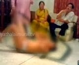 BJP district sec watch nude dance