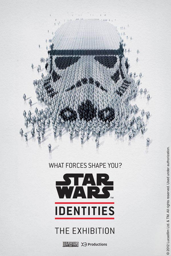 Star Wars Identities by Louis Hébert - STORMTROOPER