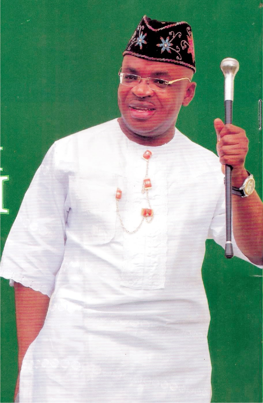 Sustaining superior performance: My vision and mission as the next Governor of Akwa Ibom State - Udom Emmanuel