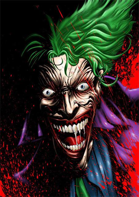 Ilustraciones del Joker 43