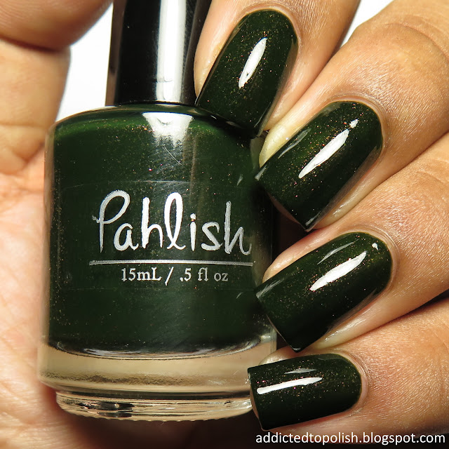 pahlish a stopped watch october 2015 a rare month duo